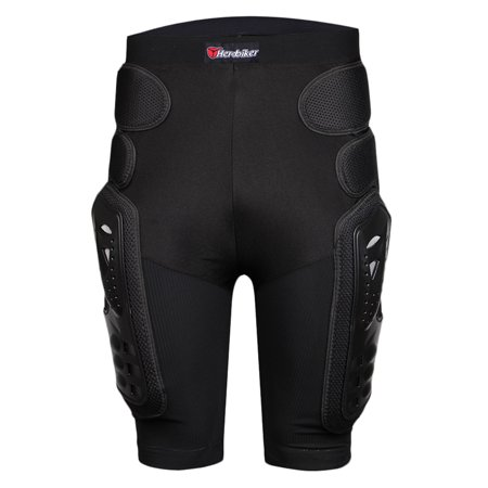 Mystoredirect HEROBIKER Bike Skiing Pant Gear Hip Pad Motorcross Racing Protection Knee Secure Armor Pants ()