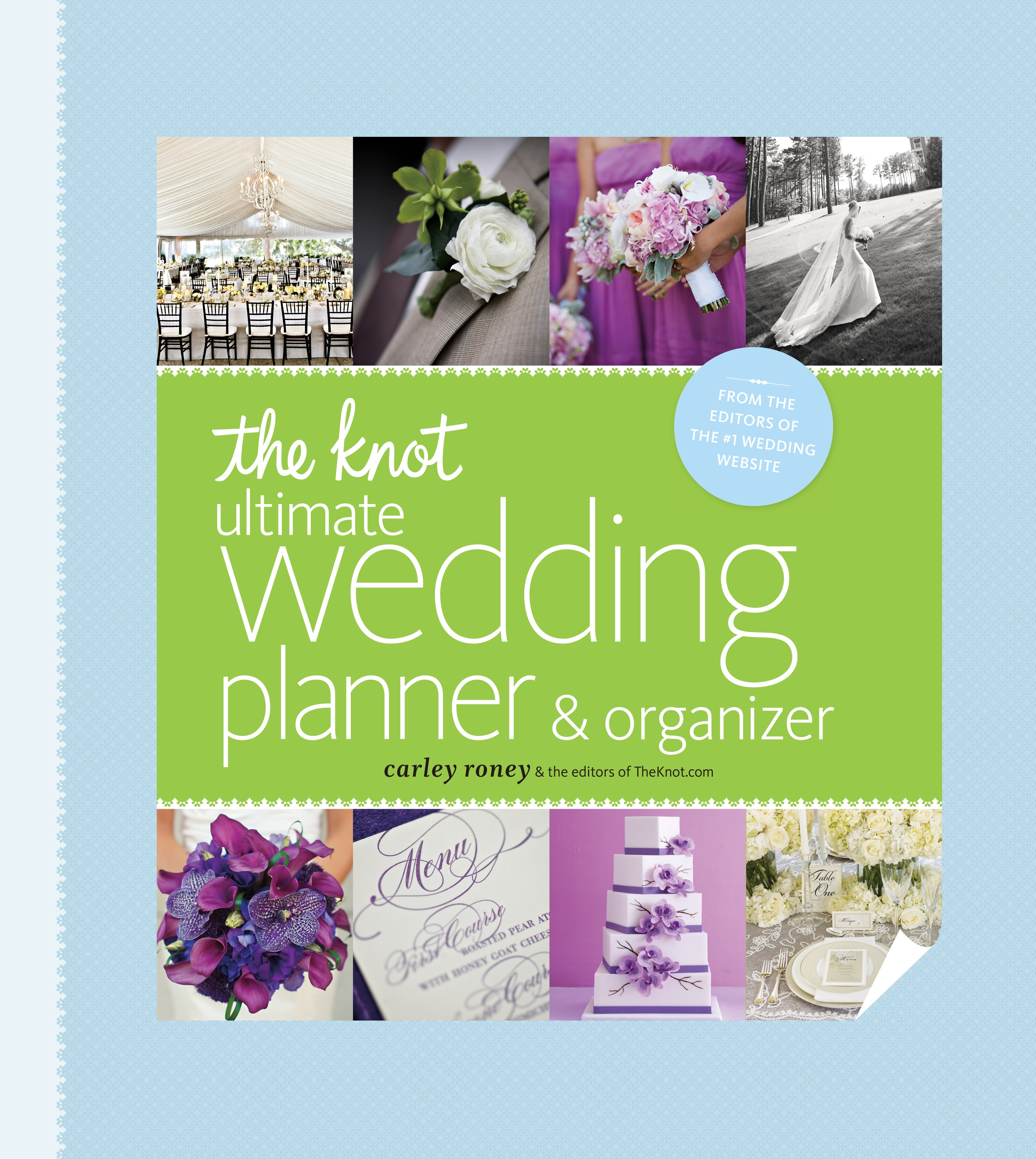 The Knot Ultimate Wedding Planner & Organizer [binder edition] : Worksheets, Checklists, Etiquette, Calendars, and Answers to Frequently Asked Questions