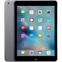 "Refurbished Apple iPad Air 64GB Retina, 4G Unlocked + Wi-Fi, 9.7"" - Space Gray"