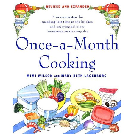Once-A-Month Cooking : A Proven System for Spending Less Time in the Kitchen and Enjoying Delicious, Homemade Meals Every - Homemade Kitten Costume