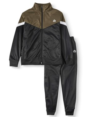 RBX Tricot Jacket & Jogger Pants, 2-Piece Outfit Set (Little Boys & Big Boys)