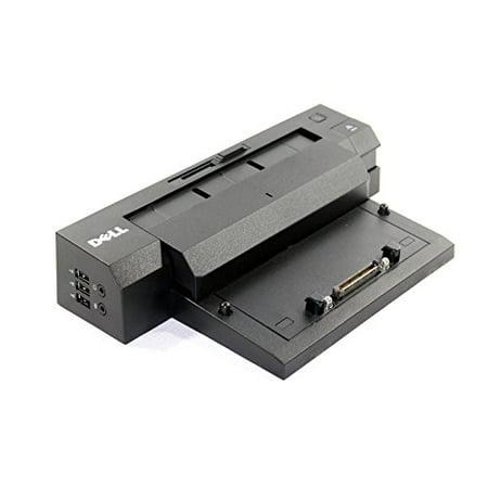 Dell Latitude E Series PR03X Docking Station E-Port With PA-4E 130 Watt AC adapter ()