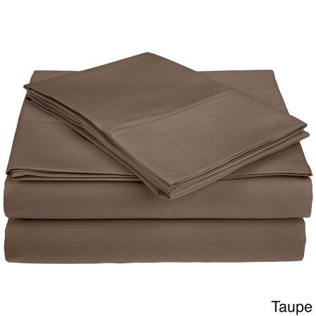 Superior  450 Thread Count Deep Pocket Cotton Sateen Sheet