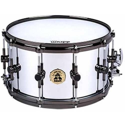 ddrum Vinnie Paul 8 x 14 Maple/Alder Chrome Snare Drum