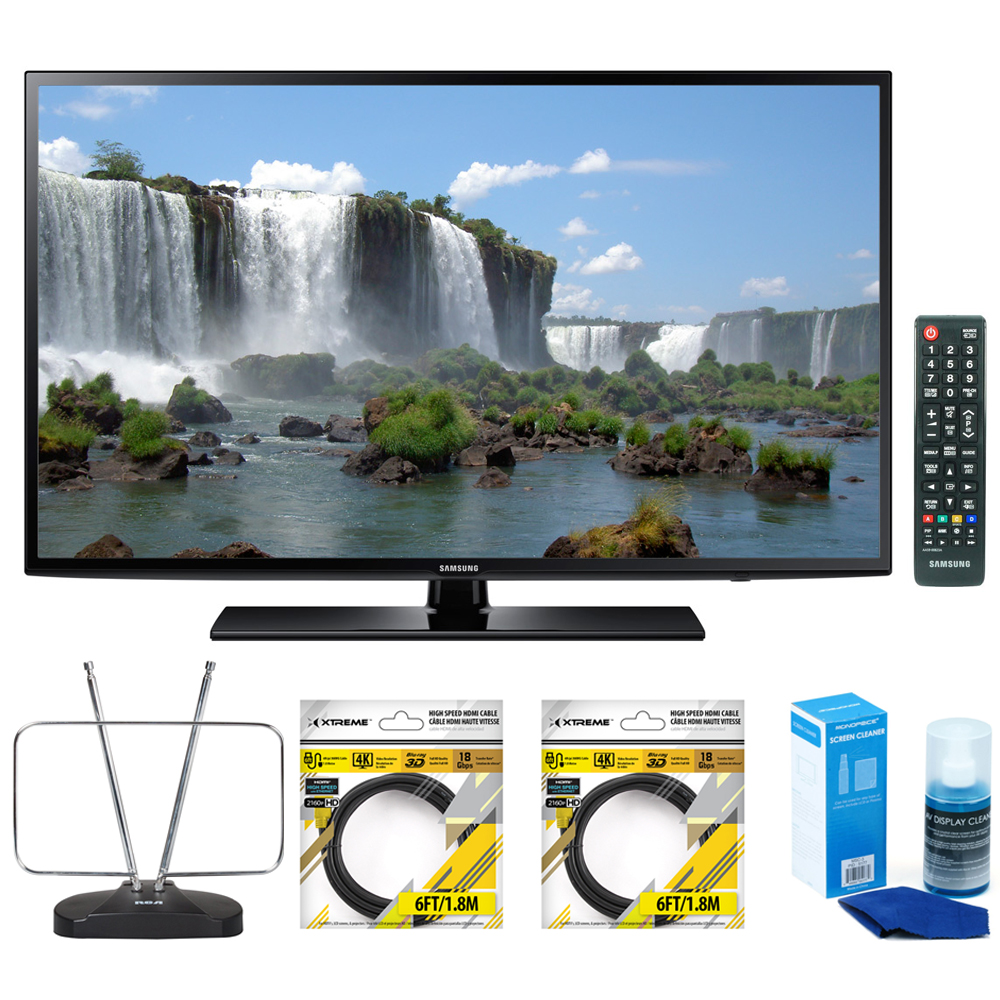 Samsung 40-Inch Full HD 1080p 120hz Smart LED HDTV (UN40J...