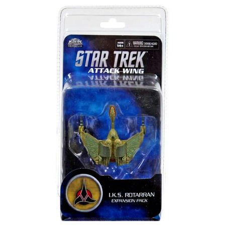Star Trek Attack Wing Wave 19 Klingon I.K.S. Rotarran Expansion