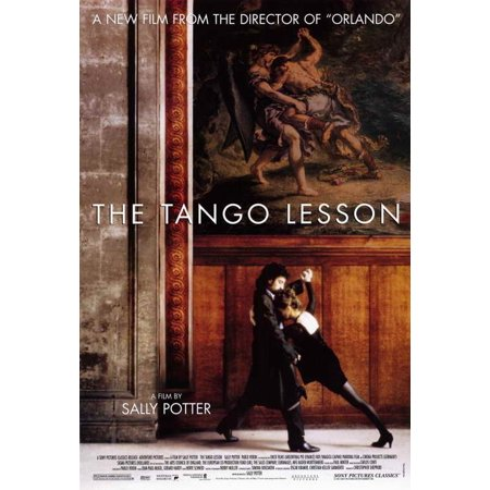 The Tango Lesson POSTER Movie Mini Promo