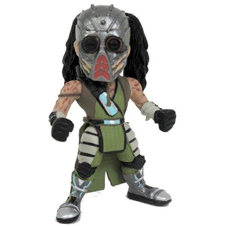 """Mortal Kombat Super Deformed 2.75"""" Figure: Kabal - image 1 of 1"""