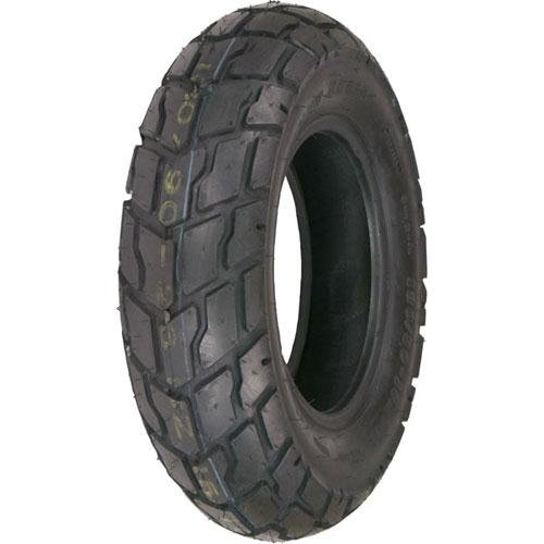 SR426 Front/Rear Scooter Tire - 120/90-10/Blackwall, FrontRear 1209010Blackwall SR714 FR 1309010Blackwall SR426 Tire 1309010 Scooter 4 225L16Blackwall Moped Ply By Shinko