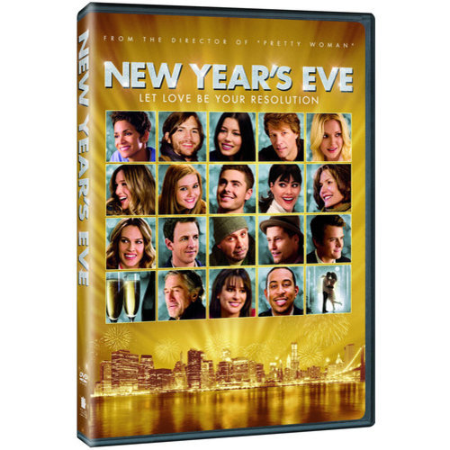 New Year's Eve (DVD + Digital Copy With UltraViolet) (With INSTAWATCH) (Widescreen)