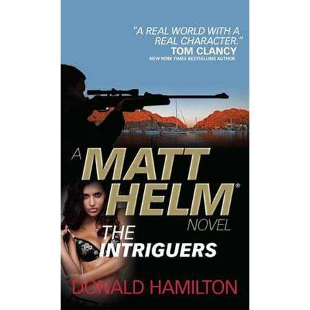 Matt Helm - The Intriguers - eBook - The Hound Helm