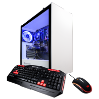 iBUYPOWER WA059A - Gaming Desktop PC - Ryzen 3 1200 - 8GB DDAR4 2666Memory - NVIDIA GeForce GTX 1050 2GB - 240GB SSD - Wi-Fi - RGB - Windows 10 Home 64-Bit