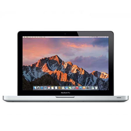 Upgraded Apple MacBook Pro 13.3-Inch Laptop Intel Core i5 2.5GHz / 8GB DDR3 Memory / 500GB SSHD (Solid State Hybrid) Drive - (Mac Os X 10-5 Upgrade To Mountain Lion)