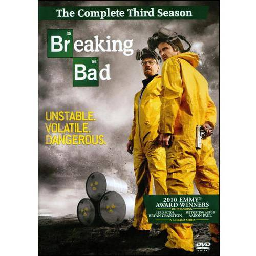 Breaking Bad: The Complete Third Season (Widescreen)