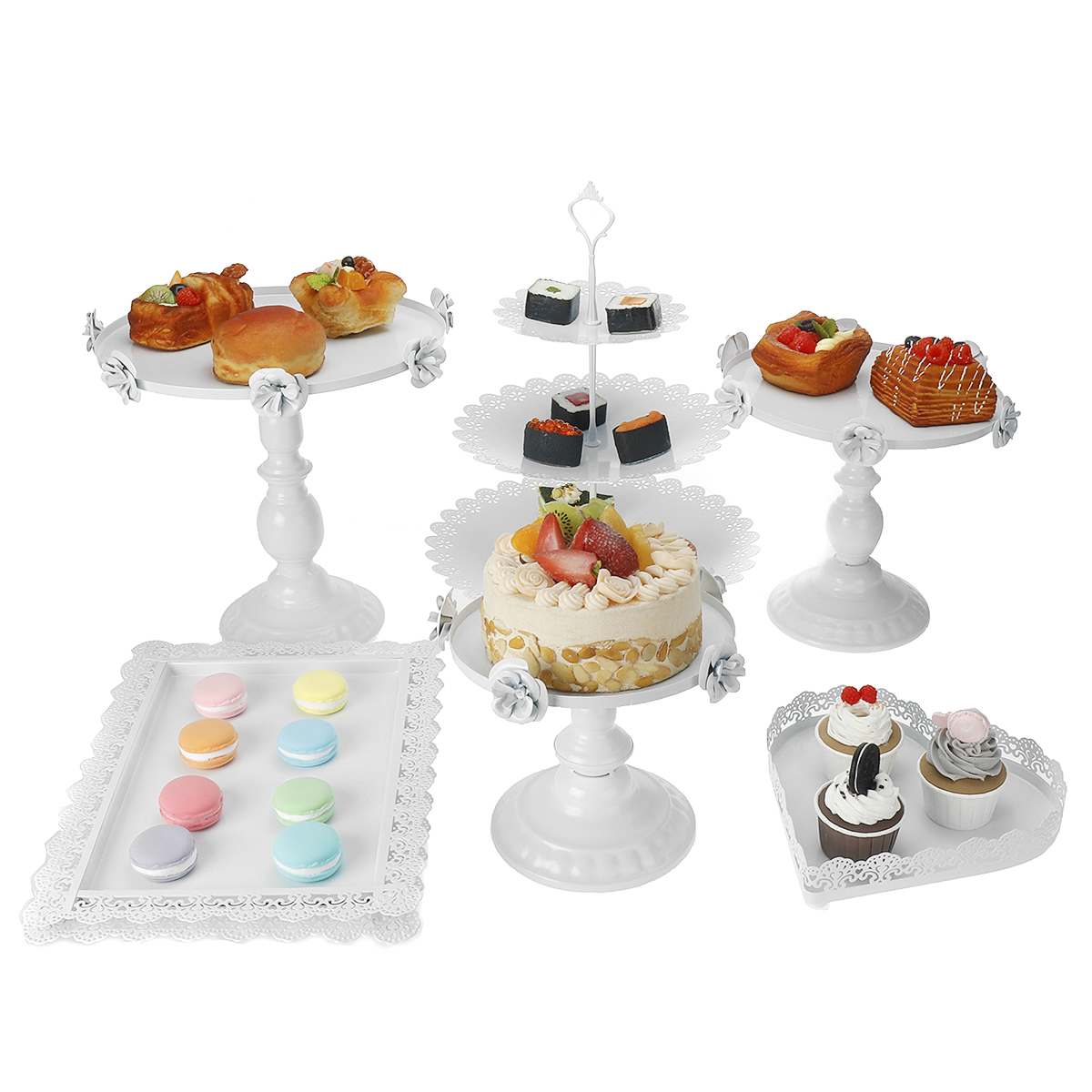 Movie Reel Cupcake Stand Party Supplies 1 Piece