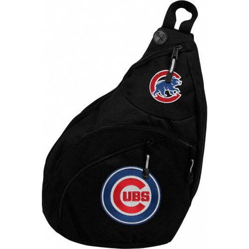 MLB - Chicago Cubs Black Slingshot Backpack