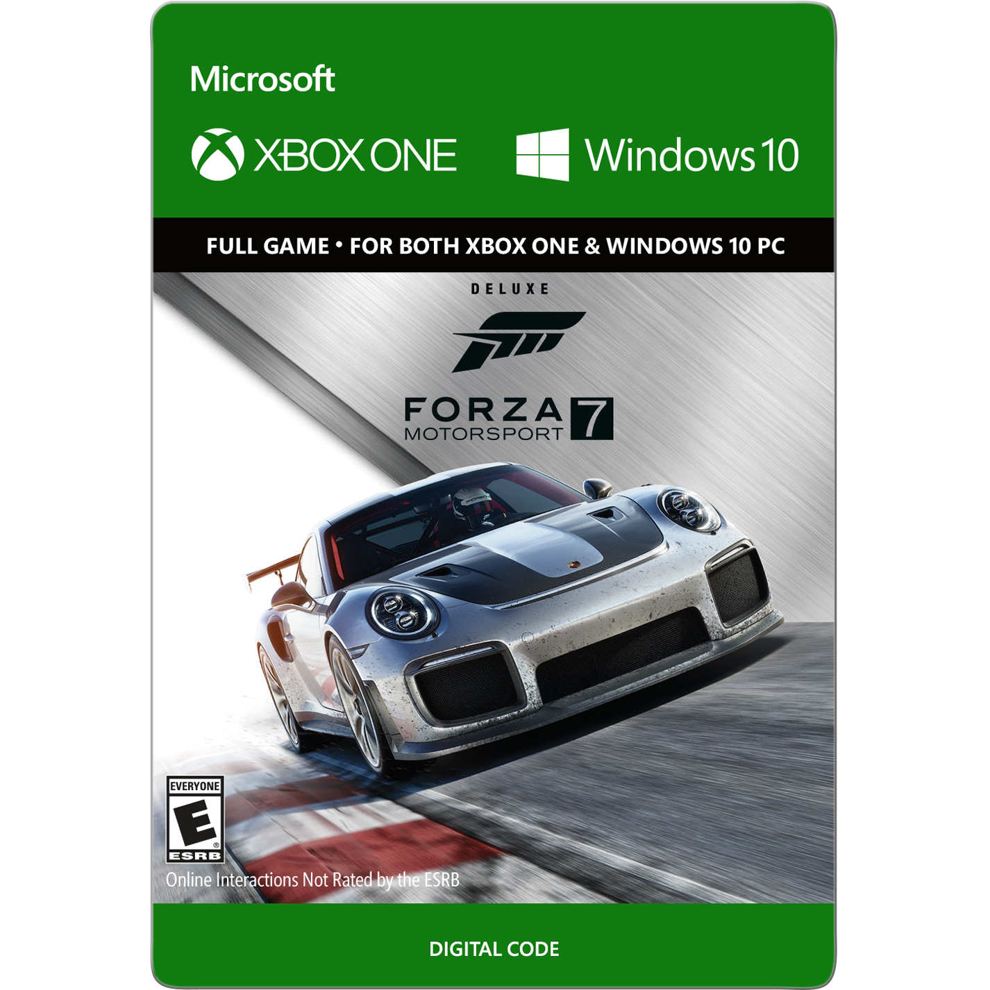 Forza 7 Deluxe Edition, Microsoft, Xbox One (Email Delivery)