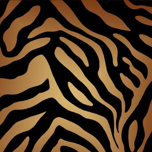 Cranston VIP Fabrics Its A Jungle Out There Zebra Skin Fabric