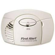 First Alert Carbon Monoxide Alarm, 2Aa Batteries