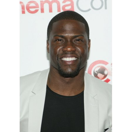 Kevin Hart At Arrivals For Cinemacon Big Screen Achievement Awards 2015 The Colosseum At Caesars Palace Las Vegas Nv April 23 2015 Photo By James Atoaeverett Collection Photo Print