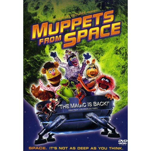 Muppets From Space (Full Frame, Widescreen)