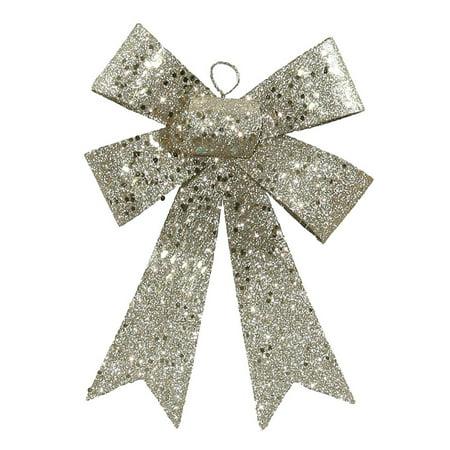 Bow Christmas Ornament (7