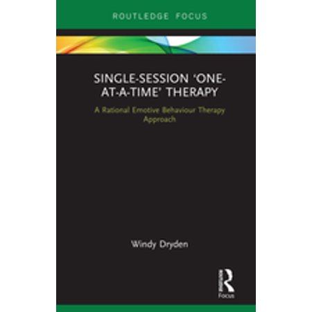 Single-Session 'One-at-a-Time' Therapy - eBook - Therapy Sessions Halloween