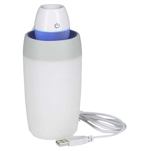 USB Humidifier Hydroponics Diffuser Air Water Aroma Portable Bottle Mist Cap