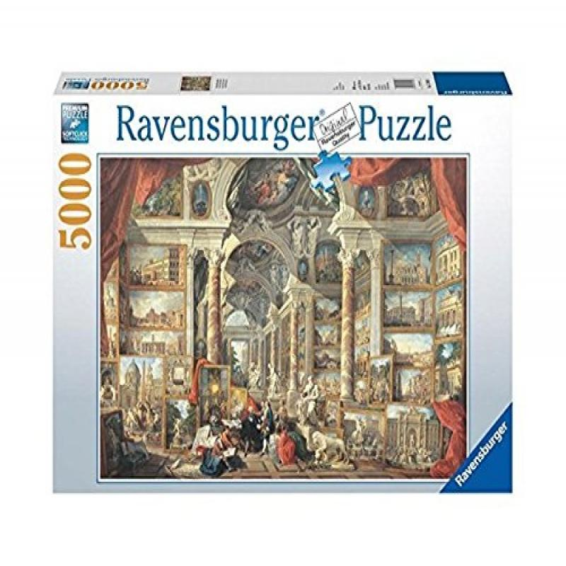 Ravensburger Views of Modern Rome 5000 Piece Puzzle by