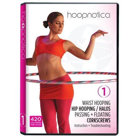 Fitness Hoopdance Hula Hoop DVD Level 1 (Beginner), What is Hoopdancing?Hoopdancing is a low-impact workout combined with elements of dance and meditation.., By Hoopnotica From USA