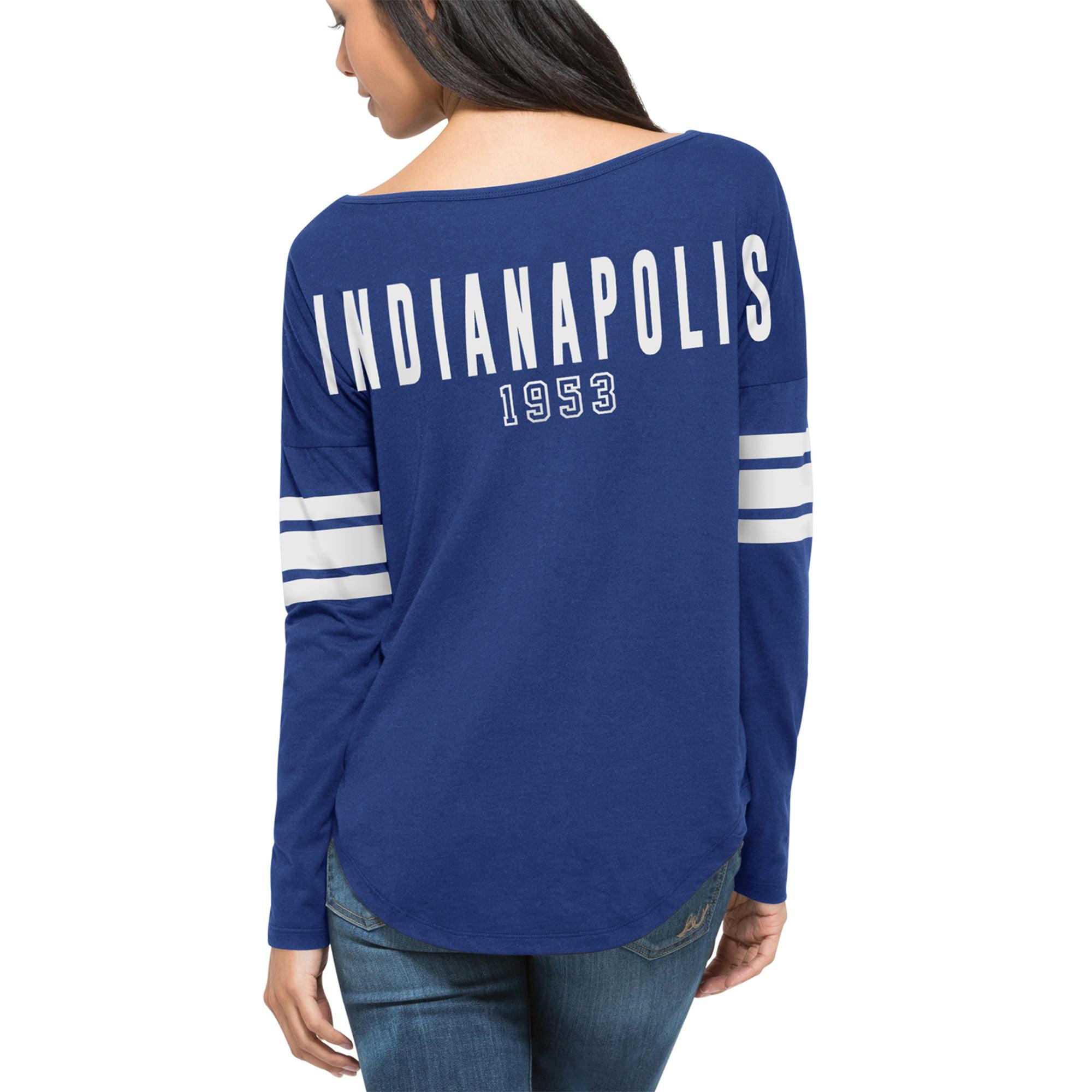 women's long sleeve colts shirts