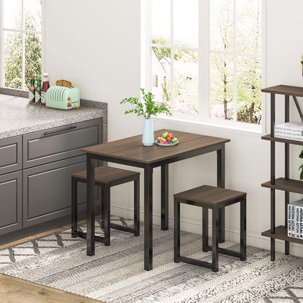 Studio Collection Soho Dining Table, Studio Collection 3 Piece Furniture Set