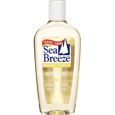 4 Pack - Sea Breeze Astringent Original Formula, Classic Clean 10 oz