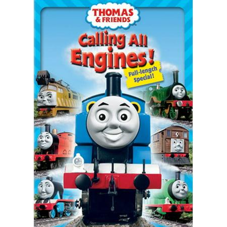 thomas friends calling all engines dvd walmart com