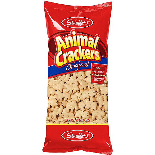 Stauffer's Animal Snack Crackers, 32 oz