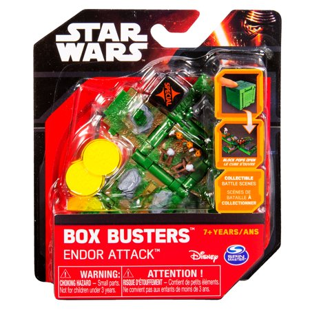 Star Wars Box Busters, Endore Shield Generator
