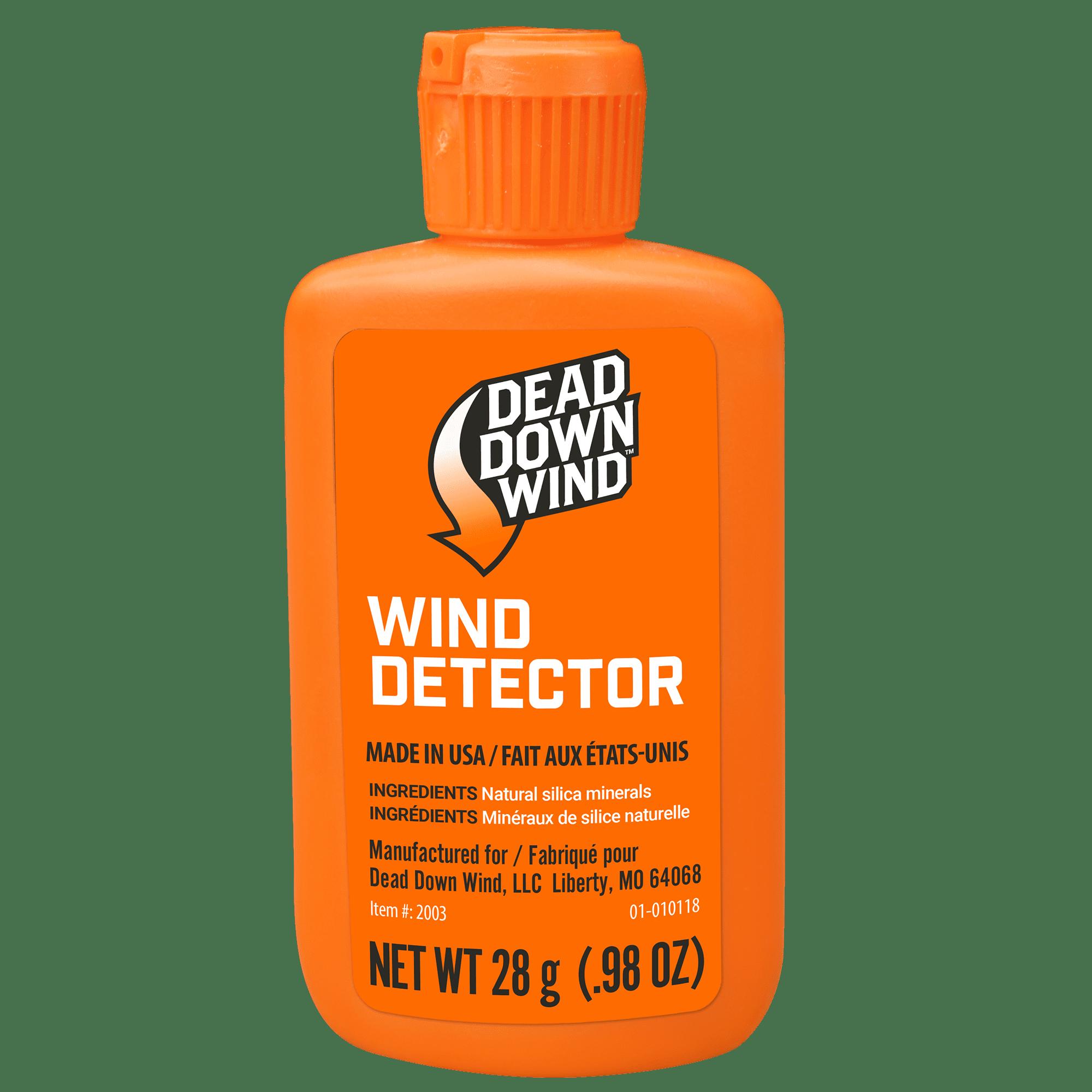 Dead Down Wind Checkmate Wind Checker
