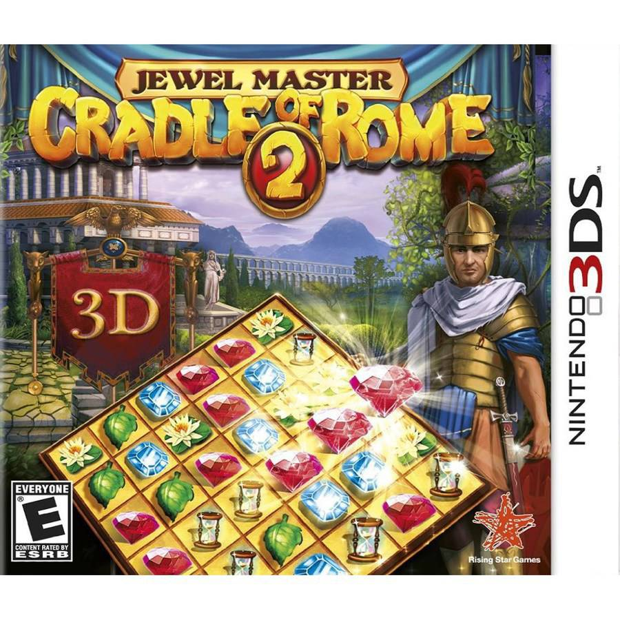 Cradle of Rome 2 (Nintendo 3DS)