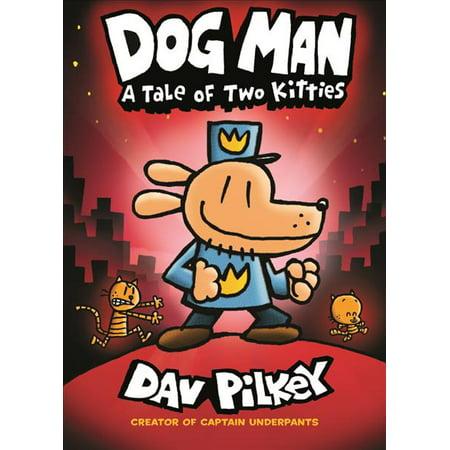 Dog Man   Pilkey  Dav  9780606405478