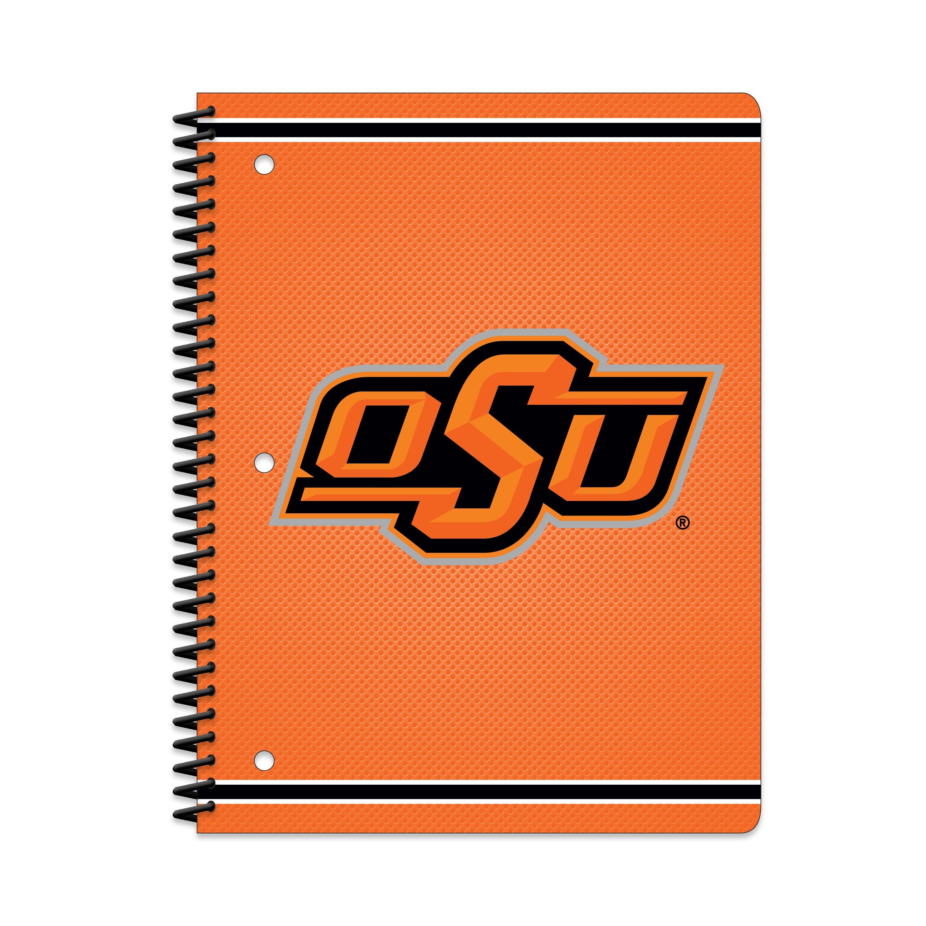 OK ST COWBOYS CLASSIC 1-SUBJECT NOTEBOOK