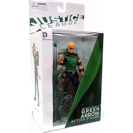 DC The New 52 Green Arrow Action Figure