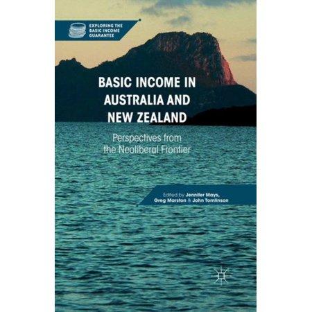 Basic Income In Australia And New Zeala