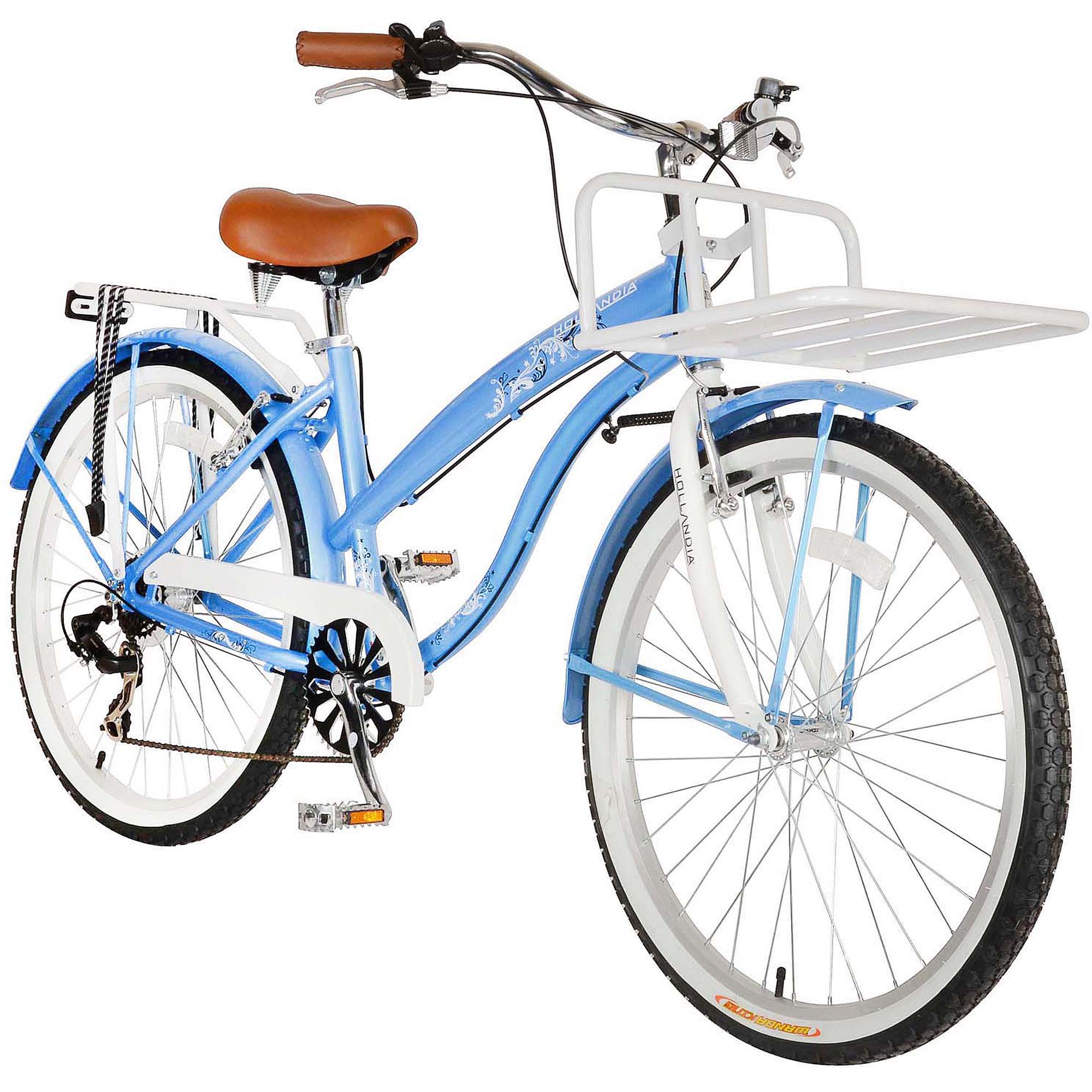 "26"" Hollandia Holiday F1 Women's Cruiser Bike"