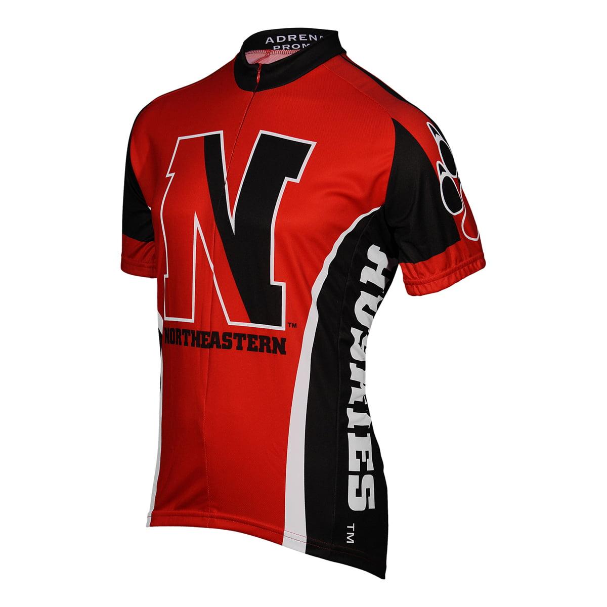 Adrenaline Promotions Northeastern University Husky Cycling Jersey