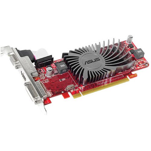 ASUS EAH6450 AMD Radeon HD6450 1GB DDR3 Graphics Card