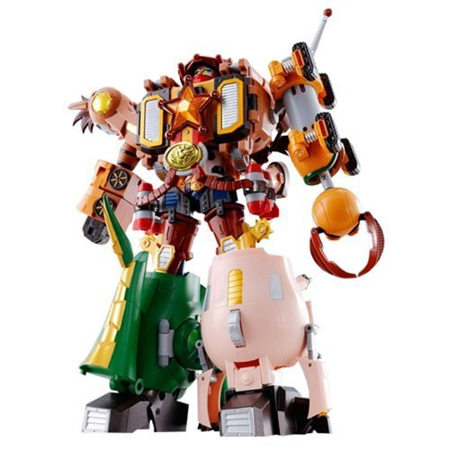 Toy Story Combination Woody Robo Sheriff Star Chogokin Die-Cast Metal Action Figure by