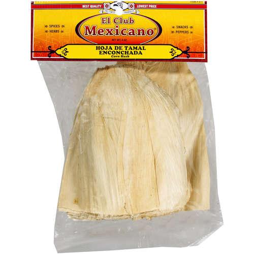 El Club Mexicano: Corn Husk, 4 Oz