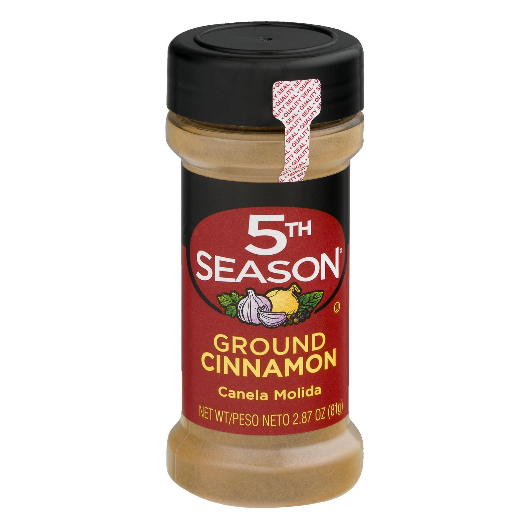 Image of 5TH Season Ground Cinnamon, 2.87 OZ