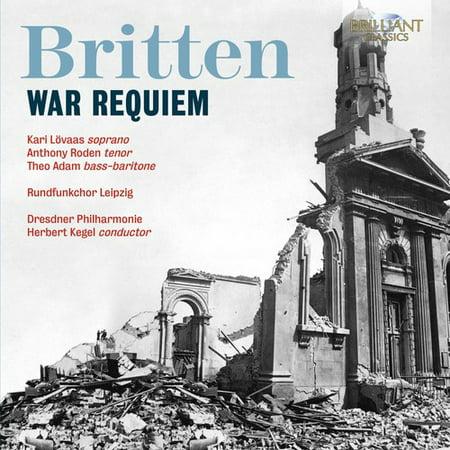 Benjamin Britten: War Requiem (Benjamin Britten War Requiem Best Recording)