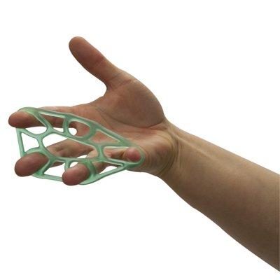 CanDo hand web, green, 10 ea/box, 10 boxes/case